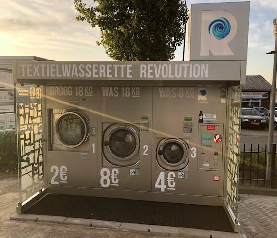 Textiel Wasserette Revolution Wiggerts Soest